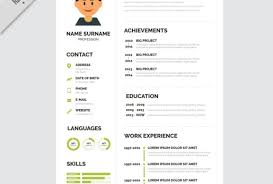 Full Size of Resume:editable Cv Format Download Psd File Free Download  Regarding 87 Stunning ...