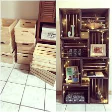wooden crate furniture. Wooden Crate Bookshelf Best Ideas On Wood Furniture . S