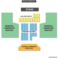 Starland Ballroom Sayreville Nj Seating Chart Starland Ballroom Seating Capacity Elcho Table