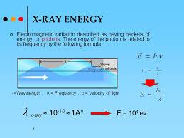 x ray energy x ray 10 10 1a e