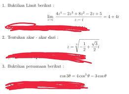 Limit aljabar tak hingga bentuk akar tipe ke 3, soal un dan utbk. Solved Translate By Numbers 1 Prove The Limit Below Chegg Com
