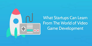What Startups Can Learn From The World Of Agile Game Development