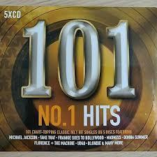 5cd New 101 No 1 Hits Pop Music 5x Cd Album Madness Fgth Florence Blondie Ebay