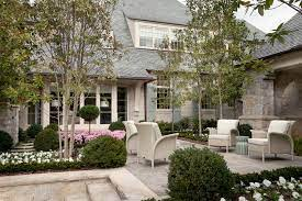 The usual options would be to transform this awkward little area into a patio or a courtyard, but decking can be used successfully to enhance smaller gardens too. Beautiful Courtyard Ideas For A Private Oasis Better Homes Gardens