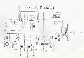 chinese 4 wheeler wiring diagram wiring diagram and hernes 110cc chinese atv wiring diagram auto schematic