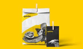 Branding Design Case Study Case Study Quisine Branding Design For Food Delivery