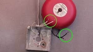 how to wire a potter vsr flow switch to a bell youtube Potter Sprinkler Tamper Switch Wiring how to wire a potter vsr flow switch to a bell Potter Fire Sprinkler Tamper Switches