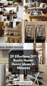 Creative diy rustic home decor ideas Gpfarmasi Handle Makeover its Easy As Abc Sawoccom 29 Effortless Diy Rustic Home Decor Ideas In Minutes Miranda Made
