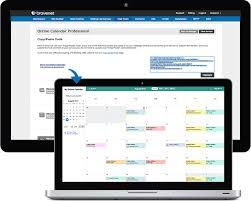 Bravenet Free Online Calendars Organize Schedule Share