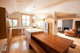 table island combo. kitchen island with breakfast bar and table combo c