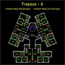 tze tower floor plan