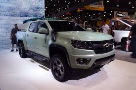 Truck chevy concept truck : Chevy Rolls Truck Concepts into SEMA Ready for Surf and Snow ...