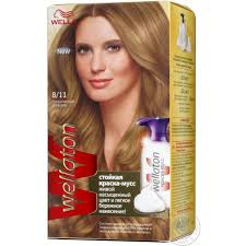 Wella 8 11 Wellaton Permanent Foam Color Designed For Fine Hair Types