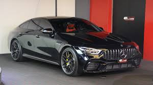 Polar white and jupiter red. Alain Class Motors Mercedes Benz Amg Gt 63 S 4matic