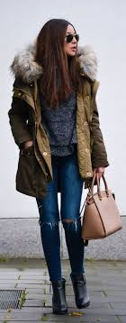 parka is the must have jacket for fall and winter time