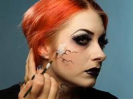 makeup tutorial dark fairy