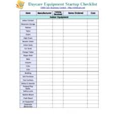 Employee Termination Checklist Template Equipment Startup Meaning In ...