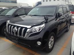 2014 AT Toyota Land Cruiser Prado CBA-TRJ150W for sale | Carpaydiem