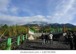 Yogyakarta Indonesia April 2019 Bunker Kaliadem Stock Photo (Edit Now)  1367307806