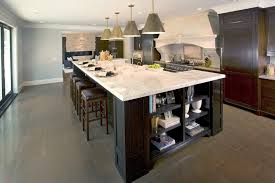 Image of: The Best Kitchen Island with Seating for 4