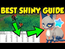 Shiny Hunting Guide For Pokemon Sword And Shield Sword And Shield Shiny Pokemon Guide
