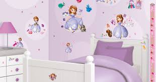 Sofia The First Bedroom Decor