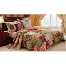 Greenland Home Fashions Antique Chic Deluxe 5-piece Bedspread Set ... & Greenland Home Fashions Antique Chic Deluxe 5-piece Bedspread Set Adamdwight.com