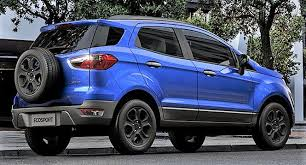 2018 ford ecosport. contemporary ford the most exciting factor for brazil spec ecosport is the use of 20 liter  4cylinder petrol engine producing 174 hp maximum power and 221 nm torque to 2018 ford ecosport t