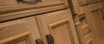 close up of kitchen cabinet door types from dura supreme cabinetry