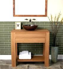 bamboo vanity bathroom. Modren Bathroom Bamboo Vanity Cabinets Bathroom  Modern   Intended Bamboo Vanity Bathroom