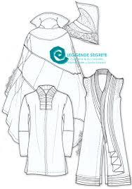 Dr Strange Costume Pattern