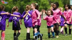 Image result for kids playing sports