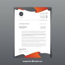Sample Letterhead Template Doc Business – Custosathletics.co