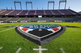 Stadium Lockheed Martin Armed Forces Bowl