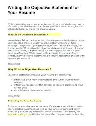 career objective of resume the perfect objective for a resume airexpresscarrier com