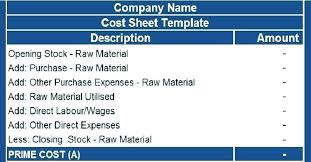 Company Balance Sheet Format In Excel Classified Template