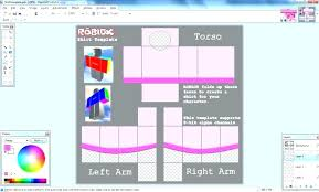 How To Make Clothes Roblox Make Roblox Clothes Choose Shirts In My Creation Tab High School