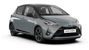 Yaris Overview & Features | Hybrid & Diesel - Toyota Europe