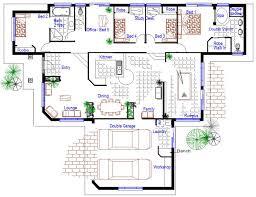 5 bedroom split level house plans lofty ideas 3 sloping land kit home