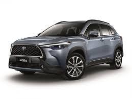 Toyota Corolla Cross 2020: C-HR in brav?