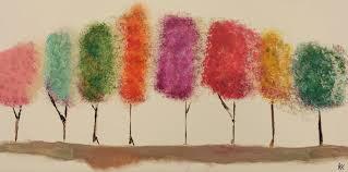 easy paint trees angela anderson art blog tree painting