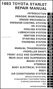 1996 toyota tercel wiring diagram electrical system 1996 toyota tercel wiring diagram and electrical system