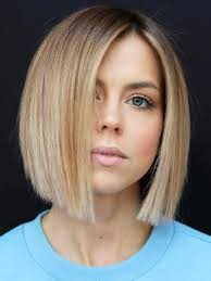 flattering haircuts for round faces