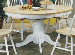Pedestal Kitchen Table And Chairs Round Pedestal Kitchen Table And