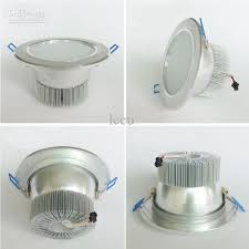x20 fedex 7w frosted glass antifog bathroom led recessed ceiling down light fixture lamp 750 800lm downlight downlights from leeu 10 07 dhgate com