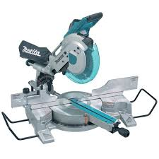 industrial metal chop saw. makita ls1016l 10-inch dual slide compound miter saw with laser industrial metal chop