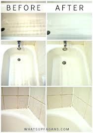 baking soda to clean bathtub clean bathtub grout baking soda hydrogen peroxide baking soda bathroom cleaner