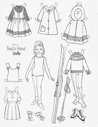 Small Picture 55 best Coloring Paper Dolls images on Pinterest Paper Paper