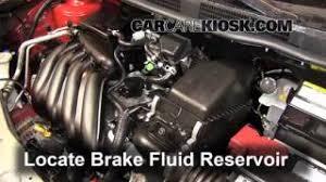 blown fuse check 2012 2016 nissan versa 2013 nissan versa 1 6 sl 2012 2016 nissan versa brake fluid level check