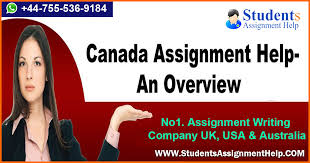 assignment help an overview students assignment help completing an academic work requires help many students who english terrible believe in this if you are one of them hire the canadian assignment